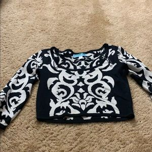 Two price sweater set